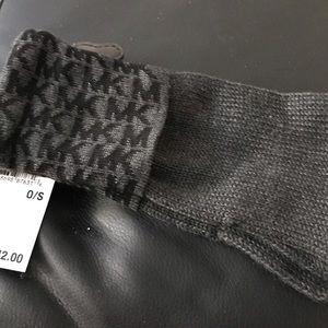 Michael Kors Accessories - Michael Kors brand matching woman's scarf/gloves!